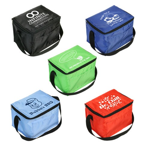 Snow Roller Cooler Bag (6 Pack)