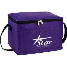 Custom The Spectrum Budget Cooler Bag