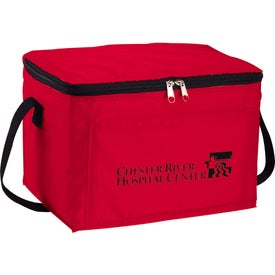 The Spectrum Budget Cooler Bag with Your Slogan
