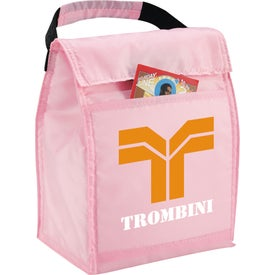 Advertising The Spectrum Budget Lunch Bag