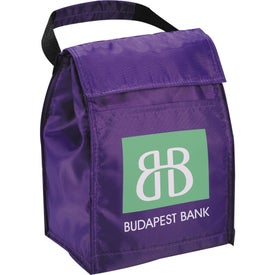 Monogrammed The Spectrum Budget Lunch Bag