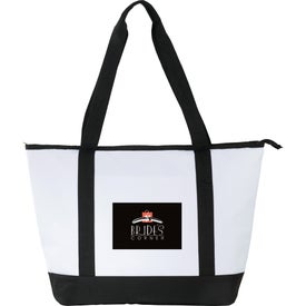 Stay Cool Event Cooler Tote Bag
