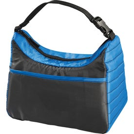 Stay Puff Lunch Cooler Bag Imprinted with Your Logo