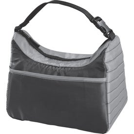 Imprinted Stay Puff Lunch Cooler Bag