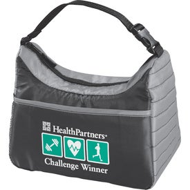 Stay Puff Lunch Cooler Bag Printed with Your Logo
