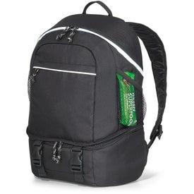 Logo Summit Backpack Cooler