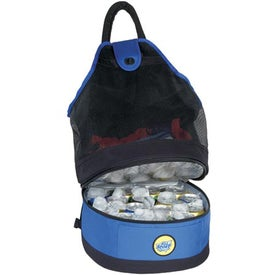 Sunset Beach Cooler for Your Organization