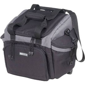 Imprinted Super Cooler Trolley - 40 Can