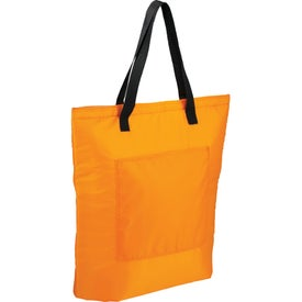 Superstar Cooler Tote Bag Printed with Your Logo