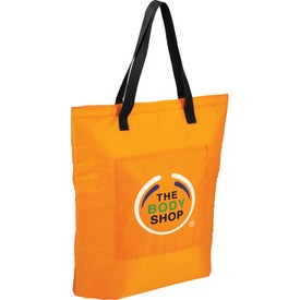 Superstar Cooler Tote Bag Imprinted with Your Logo