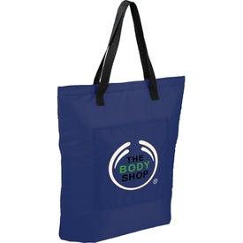 Monogrammed Superstar Cooler Tote Bag