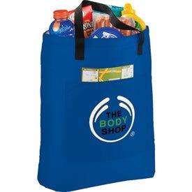 Superstar Cooler Tote Bag Branded with Your Logo