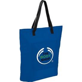 Personalized Superstar Cooler Tote Bag