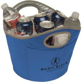 Advertising Tailgater Ice Bucket