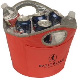 Monogrammed Tailgater Ice Bucket