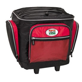 TEC Rolling Cooler with Your Logo
