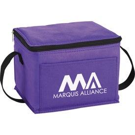 Monogrammed The Sea Breeze Cooler Bag