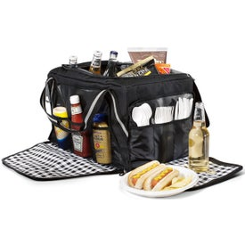 The Excursion Tailgate Cooler for Marketing
