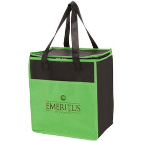 Tote-It-All Colorful Cooler for Advertising