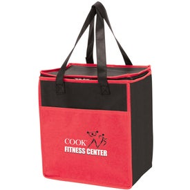 Advertising Tote-It-All Colorful Cooler
