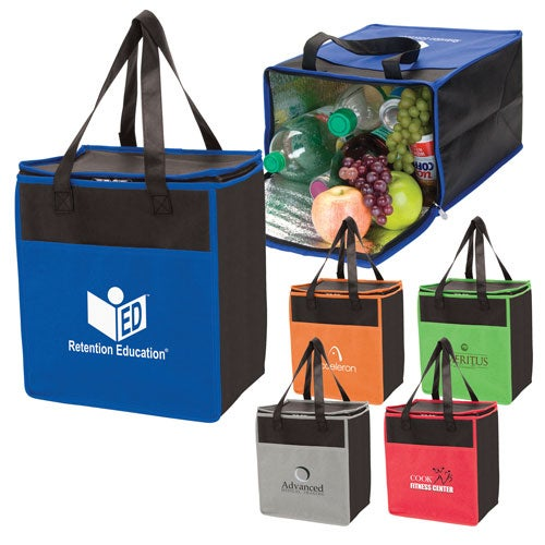 Tote-It-All Colorful Cooler