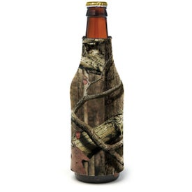 Trademark Camo Bottle Coolie for Your Organization