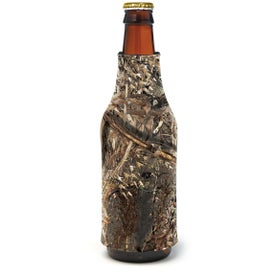 Trademark Camo Bottle Coolie for your School