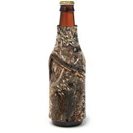 Trademark Camo Bottle Coolie for your School