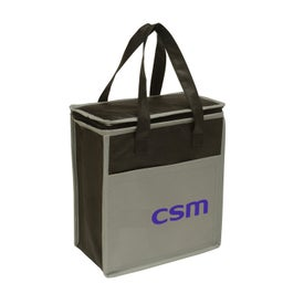 Logo Transport Small Non-Woven Cooler Tote
