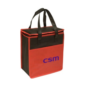Monogrammed Transport Small Non-Woven Cooler Tote