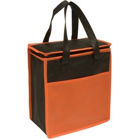 Transport Small Non-Woven Cooler Tote for Your Church