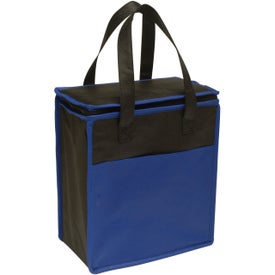 Transport Small Non-Woven Cooler Tote for Promotion