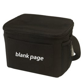 Personalized Trek 6-Pack Two-Tone Cooler