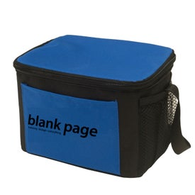Promotional Trek 6-Pack Two-Tone Cooler