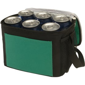 Custom Trek 6-Pack Two-Tone Cooler