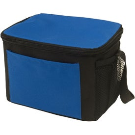 Printed Trek 6-Pack Two-Tone Cooler