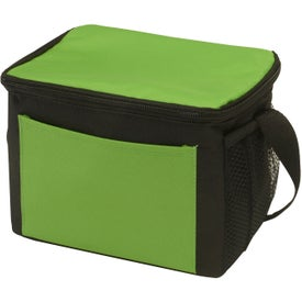Trek 6-Pack Two-Tone Cooler Branded with Your Logo