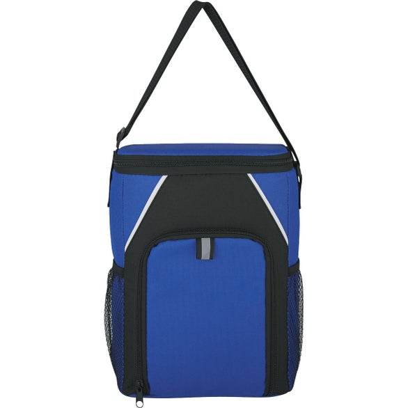 Royal Blue / Black Two-Tone Insulated Kooler