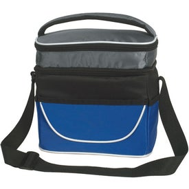 Two Compartment Lunch Bag with Your Logo