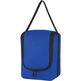 Printed Verve Six Pack Kooler Bag