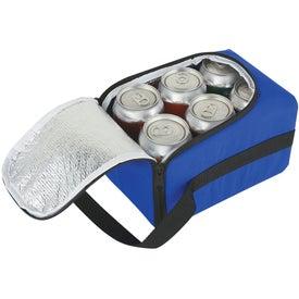 Verve Six Pack Kooler Bag for Promotion