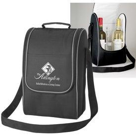 Vintner's Duet Wine Cooler with Your Logo