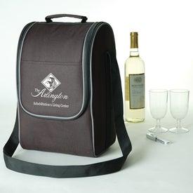 Logo Vintner's Duet Wine Cooler