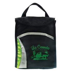 Advertising Wave Lunch Sack