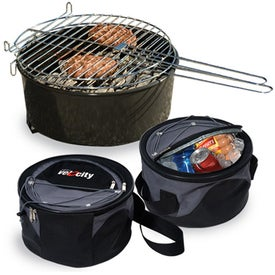 Weekend Explorer Grill and Coolers
