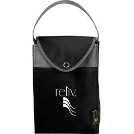 Custom Whirl PolyPro Non-Woven Lunch Cooler