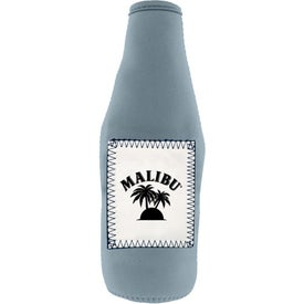 Printed Whiteboard Stubby Bottle Cooler