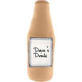 Advertising Whiteboard Stubby Bottle Cooler