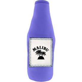 Promotional Whiteboard Stubby Bottle Cooler