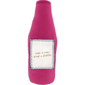 Whiteboard Stubby Bottle Cooler Giveaways